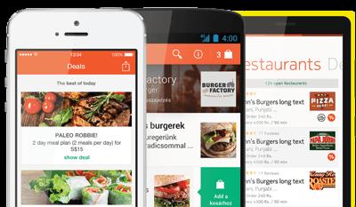 foodpanda mobile app